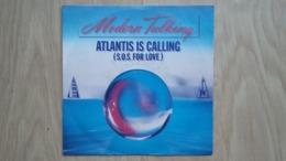 Modern Talking - Atlantis Is Calling (S.O.S. For Love)  - Vinyl-Single - Disco, Pop