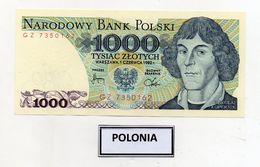 Polonia - 1982 - Banconota Da 1000 Sloty - Nuova -  (FDC8077) - Polonia