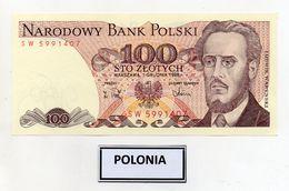 Polonia - 1988 - Banconota Da 100 Sloty - Nuova -  (FDC8080) - Polonia