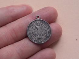 MARIA THERESIA - 1760 ( 3,5 Gr. Hanger - Details, Zie Foto ) - Royaux / De Noblesse