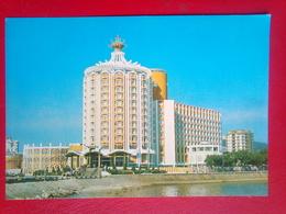 Macao  Hotel Lisboa - China