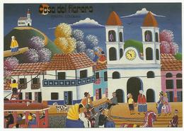 Colombia, Bogotá, Casa De Floreo. - Colombia