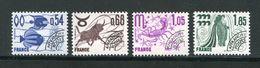 FRANCE- Préoblitéré Y&T N°146 à 149- Neufs Sans Charnière ** - 1964-1988