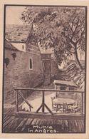 Alte Ansichtskarte Aus Angres -Mühle In Angres- - France