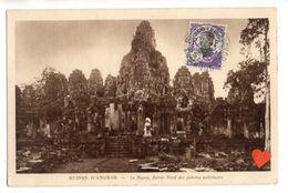 20291-LE-VIETNAM-RUINES D'ANGKOR-Le Bayon,Entrée Nord Des Galeries Extérieures - Vietnam