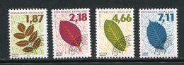 FRANCE- Préoblitéré Y&T N°236 à 239- Neufs Sans Charnière ** - Preobliterati