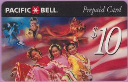 Télécarte Canada °° Danseuses - $10 - 1997 R  *  TBE - Canada
