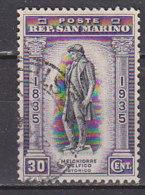 ACR0216 SAINT-MARIN Yv N°199 - Oblitérés