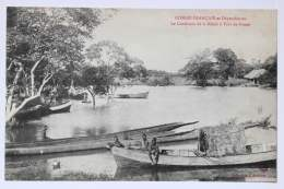 Le Confluent De La Kémo à Fort De Possel - Congo Français - Autres