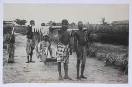 Le Portage En Tipoye à Loango - Congo Français - Autres