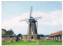 Elen - (Belg. Limburg) De Hoop (Ronde Stenen Bergkorenmolen.) - Hechtel-Eksel