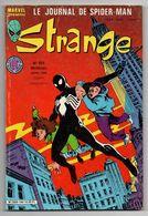 Strange N°196 Division Alpha - Les Soucoupes Volantes Existent-elles ? - L'homme Araignée - L'intrépide Daredevil 1986 - Strange
