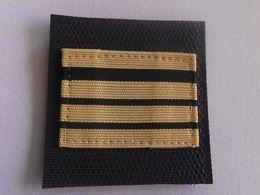 Grade Velcro Neuf! Grade Commandant Armée De L'air - Uniforms