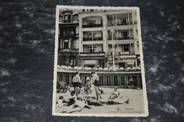 410  Hôtel Pension Ferdinand   Ostende  Oostende  Geanimeerd  Animée - Oostende