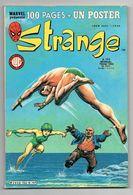 Strange N°194 Division Alpha - Le Supermétal Permettra Tout - La Télévision - L'homme Araignée - L'intrépide Daredevil - Strange