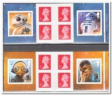 Engeland 2017, Postfris MNH, Star Wars - 1952-.... (Elisabetta II)