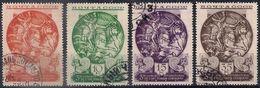 Russia 1935, Michel Nr 528-31, Used - 1923-1991 USSR