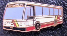 "VOLVO CFL "" Bus Luxemburg "" Pin - Trasporti"