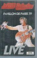 """K7 VIDEO  -  JOHNNY HALLYDAY   """" PAVILLON DE PARIS 79 """" - LIVE - Concert Et Musique"""