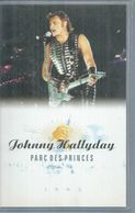 "K7 VIDEO  -  JOHNNY HALLYDAY   "" PARC DES PRINCES 1993 "" - - Concert & Music"