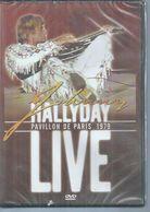 "DVD  -  JOHNNY HALLYDAY   "" PAVILLON DE PARIS 1979 "" -  ( NEUF SOUS BLISTER ) - Concert & Music"
