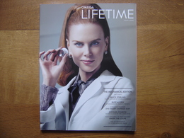 OMEGA LIFETIME Montre Edition 2010 Issue 6 Bruce Sterling Buzz Aldrin NO DVD - Revues & Journaux