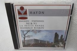 """CD """"Franz Joseph Haydn"""" Sinfonien 90 & 91 - Klassik"""
