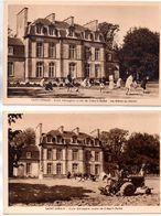 Finistère : Saint-Urbain : Ecole Ménagère, Lot De 2 Cartes - France
