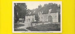 SAINT JEAN Aux BOIS Rare Auberge De Jeunesse Ste Périne  (Bourson) Oise (60) - France