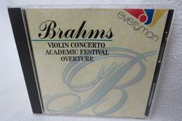 "CD ""Brahms"" Violin Concerto - Classical"
