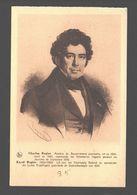 Charles Rogier / Karel Rogier - Luiker Vrijwilligers Septemberdagen 1830 - Voorlopig Bewind België / Belgique - Politicians & Soldiers
