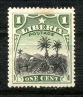 Liberia 1909 - Michel Nr. 106 C * - Liberia