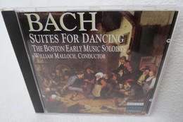 "CD ""Johann Sebastian Bach"" Suites For Dancing - Classical"