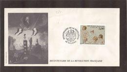 BC - FRANCE -  BICENTENAIRE De La REVOLUTION - 3-4 JUIN 1989 Sur PO 2591 - ROUBAIX - - France