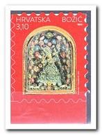 Kroatië 2017, Postfris MNH, Christmas From Booklet - Macedonië