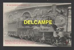 DD / TRANSPORTS / FRANCE / CHEMINS DE FER (ETAT) / LOCOMOTIVE 2748 / CONSTRUITE EN 1905 - Trains