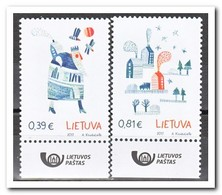 Litouwen 2017, Postfris MNH, Christmas - Litouwen