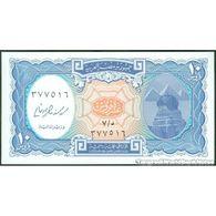 TWN - EGYPT 191 - 10 Piastres L.1940 (2006)  Various Prefixes - Signature: Yousef Boutros Ghali UNC - Egitto