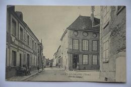 LIGNY-le-CHATEL-rue Du Carouge-hotel De Bourgogne - Ligny Le Chatel