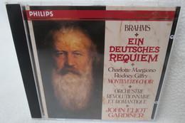 """CD """"Brahms"""" Ein Deutsches Requiem - Klassik"""