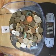 Lot De 1 Kg De Monnaies étrangères . Port Gratuit. Vous Achetez Le Kilo En Photos. Lot 6 - Non Classés