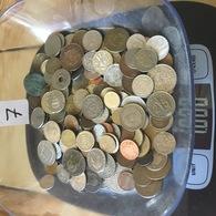 Lot De 1 Kg De Monnaies étrangères . Port Gratuit. Vous Achetez Le Kilo En Photos. Lot 7 - Non Classés