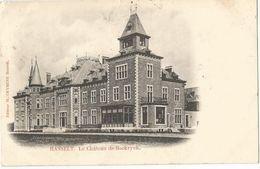 6Rm153: HASSELT Le  Château De Bockryck > Bruxelles  1900 - Hasselt