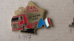 24 HEURES DU MANS CAMION 1995 FRANCE ROUTE - Car Racing - F1