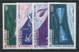 Raumfahrt / Kamerun Nr. 449-452 ** ~ Michel 17,-- € - Space