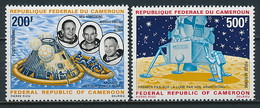 Raumfahrt / Kamerun Nr. 600-601 ** ~ Michel 18,-- € - Space