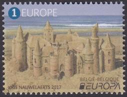 2017 - 4707 - Het Belgisch Kasteel (EUROPA)/  Le Château Belge (EUROPA) - XX - Belgique