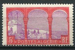 5955  - ALGERIE  N° 56 ** Vue Prise De Mustapha Supérieur     TB - Neufs