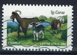 "France, French Goat Breed, ""Corsican Goat"", 2015, VFU Self-adhesive - Frankrijk"