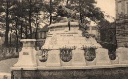 BELGIQUE - LIMBOURG - LEOPOLDSBOURG - BOURG-LEOPOLD - Monument. - Leopoldsburg